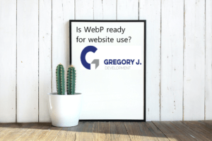 Is WebP ready for website use?