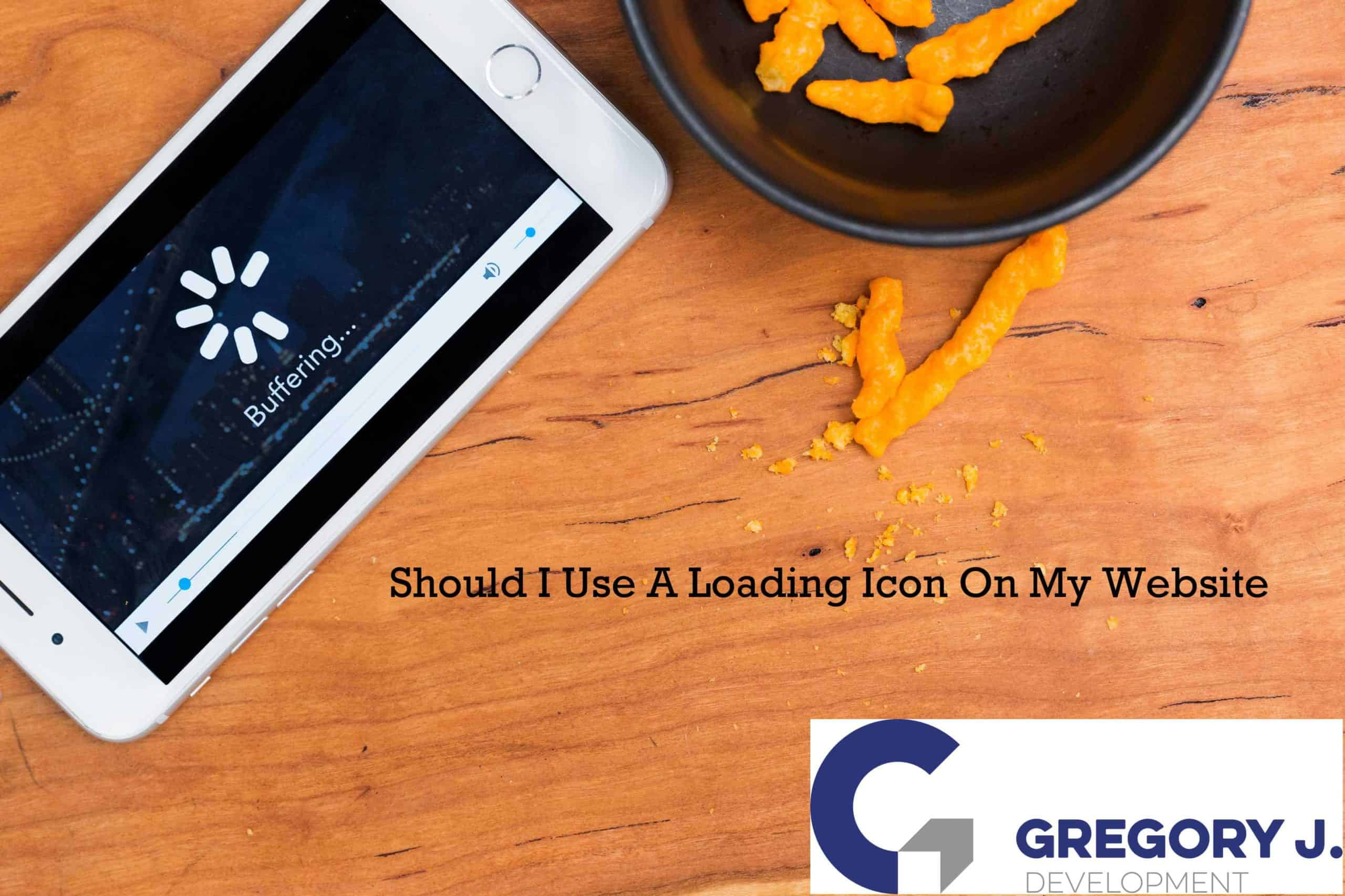 Read more about the article Should I Use A Loading Icon On My Website