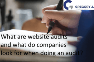 Read more about the article What are website audits and what do companies look for when doing an audit?