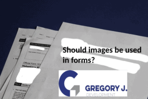 Read more about the article Should images be used in forms?