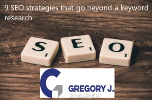 Read more about the article 9 SEO strategies that go beyond a keyword research